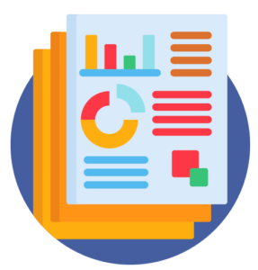 website reporting and analytics